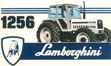 trattori lamborghini - elenco